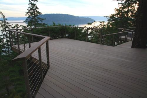 Photos Mahogany Decking By Sound Cedar