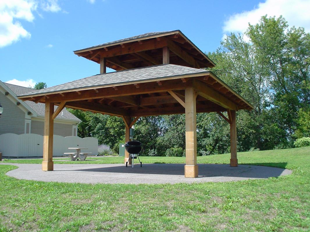Photos Betts Pergola By Sound Cedar