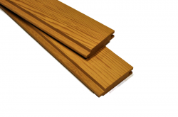 "4"" Flush Joint Tongue & Groove Cedar"