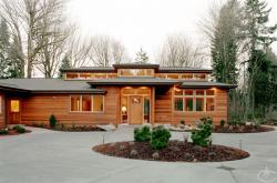 Western Red Cedar Siding - There really is no substitute.
